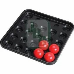 Black JBB Snooker Ball Tray
