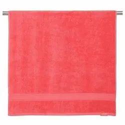 Jockey Coral Cotton Bath Towel