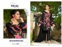 Kilruba Monochrome Cambric Cotton With Embroidery Work Pakistani Style Suits Catalog