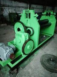 STEEL PLATE ROLLING MACHINE