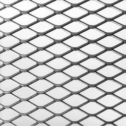 SS Expanded Metal Mesh