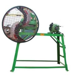 2 Steel Roller 2 Blade Electric Chaff Cutter Machine