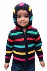 Blue Girl Kids Sweaters