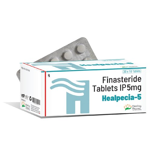 Finasteride Tablets (Healpecia 5mg)
