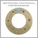 Electromagnetic Brake Shoe Disc