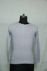 B-137 Woolen Round Neck Men's Sweater