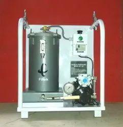 HF60 Hydraulic Oil Filtration Skid