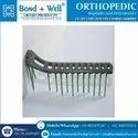 Orthopedic Posterior Medial Proximal Tibial Locking Plate