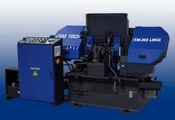 ITM-300LMGS - Semi-Automatic Double Column Bandsaw Machine On Lmg