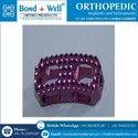 Orthopedic Spinal Implants T Lif Kidney Cage