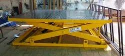 FIX TYPE HYDRAULIC SCISSOR LIFT