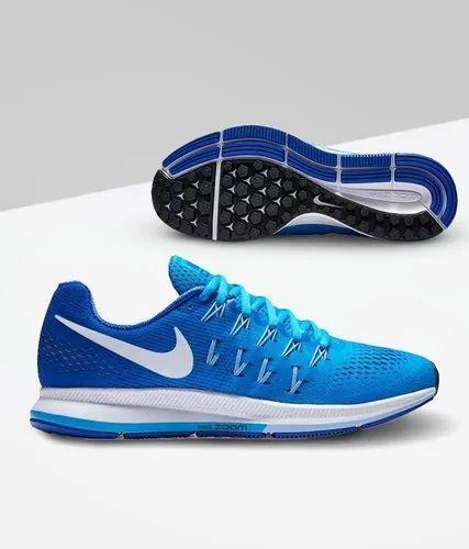 Nike Air Zoom Pegasus 33 Sky-blue Men's