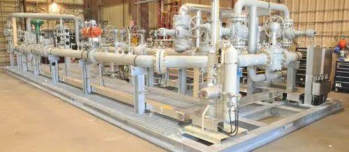 Lube Oil Flushing System