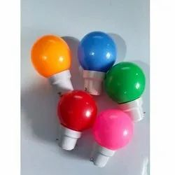 Cool White 0.5 W LED Night Bulb, For Home