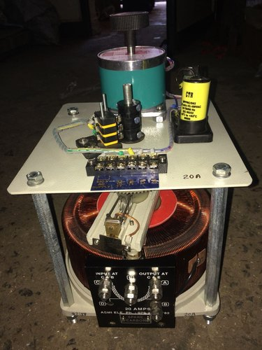 Single Phase Variable Transformer