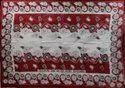 "43"" Multicolor 80 Gram Cotton Printed Khanga Fabric (african Prints Fabric), Gsm: 50-100"