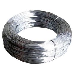 Zinc Coating Galvanized Iron Wire, For Construction Industry, 18