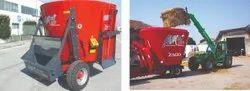 Zago Wagon Driven Feeding Mixer