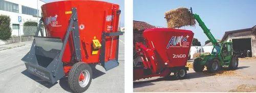 Wagon Driven Feeding Mixer