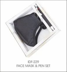 Face Mask & Pen Set