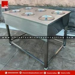 SLC Stainless Steel Bain Marie