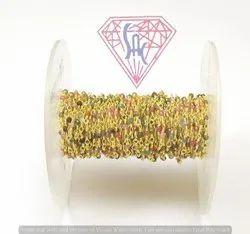 Semi Precious Tourmaline Chain