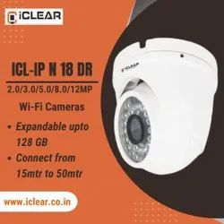 iclear Plastic Lift Camera, 10 to 15 m