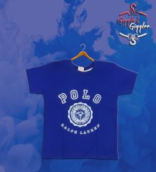 Shirts & T-Shirts Black Boys Printed Cotton T Shirt, Size: 18-34