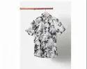 Green Hill Men's Printed Shirt