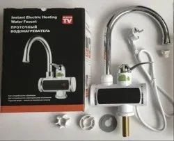 Instant Electric Heating Tap, 777, White