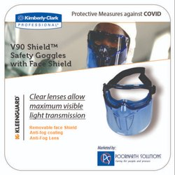 Face Shield  Kleenguard V90