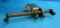 Aluminium Doors Closed Door Withdrawal Mechanism