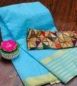 Fancy Kalamkari Indian Wear Saree