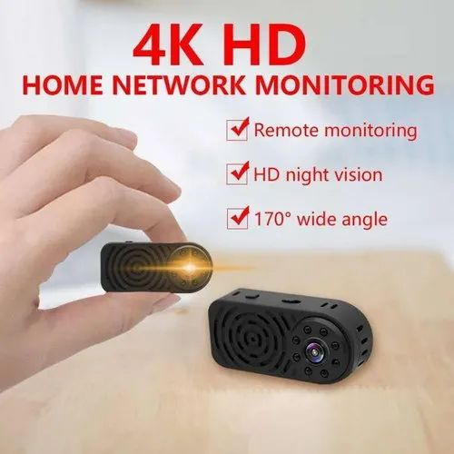 Safetynet Mini Wifi Spy Camera Full Hd Small Covert With Motion Detection Night Vision Hidden Camera