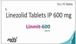 Linezolid Tablets IP 600mg