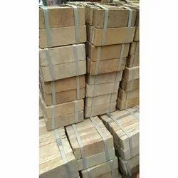 Clay Fire Bricks, Size: 9X 3 inch, Thickness: 20 mm