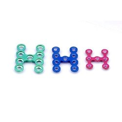 H Shape 3D Bone Plate