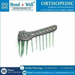 Orthopedic Locking Proximal Humerus Plate