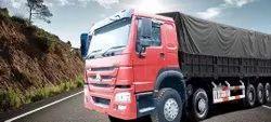Gujarat To Kolkata Transportation Services, 19 Ft,32 Ft Container Trucks