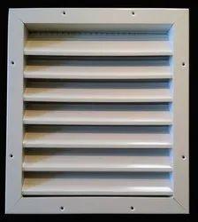 Aluminium Louvers, For Ventilation Purpose
