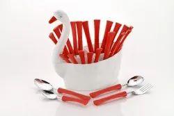 Duck Cutlery Set
