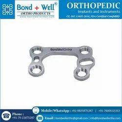 Orthopedic LCP C Plate