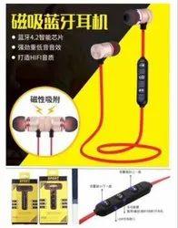 Magnet Metal Bluetooth Earphone