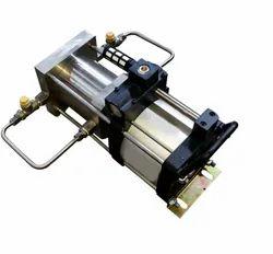 Repairing Of Gas Booster Pump