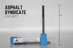 4 x 20 x 75   (Parallel) 4F - Flat - 50 HRC