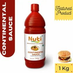 Continental Sauce, Packaging Size: 1 Kg, Packaging Type: Hdpe Bottle