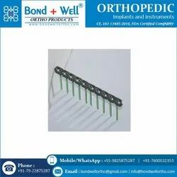 4.5 Mm Orthopedic Implants Narrow LCP