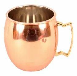 Copper Mug, 1PCS