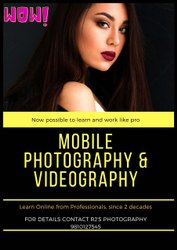 Learn to shoot video through mobile