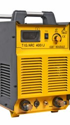 3 Phase Welding Machine Tig/Arc 400 IJ, For Ms, Ss, 440V